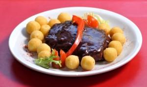 Bondiola a la Salsa de Yatay