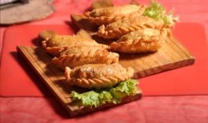Empanadas de pescado