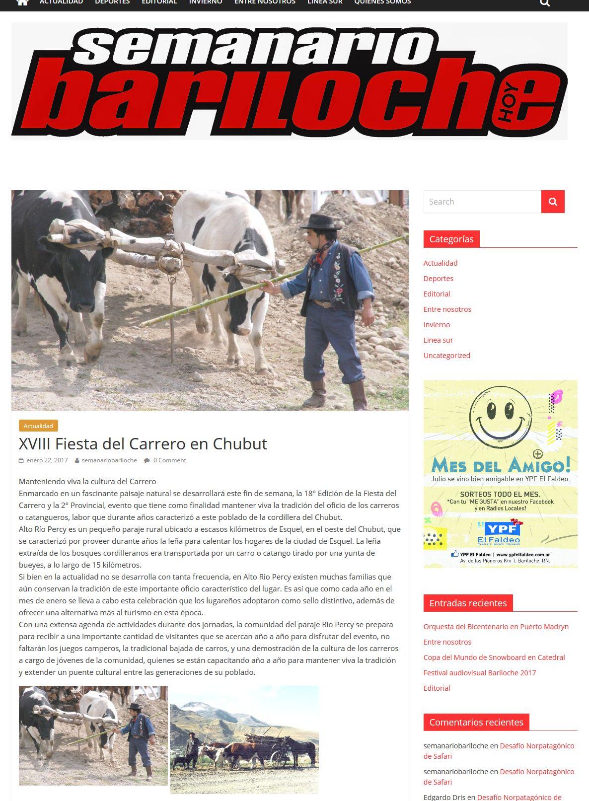 Semanario Bariloche