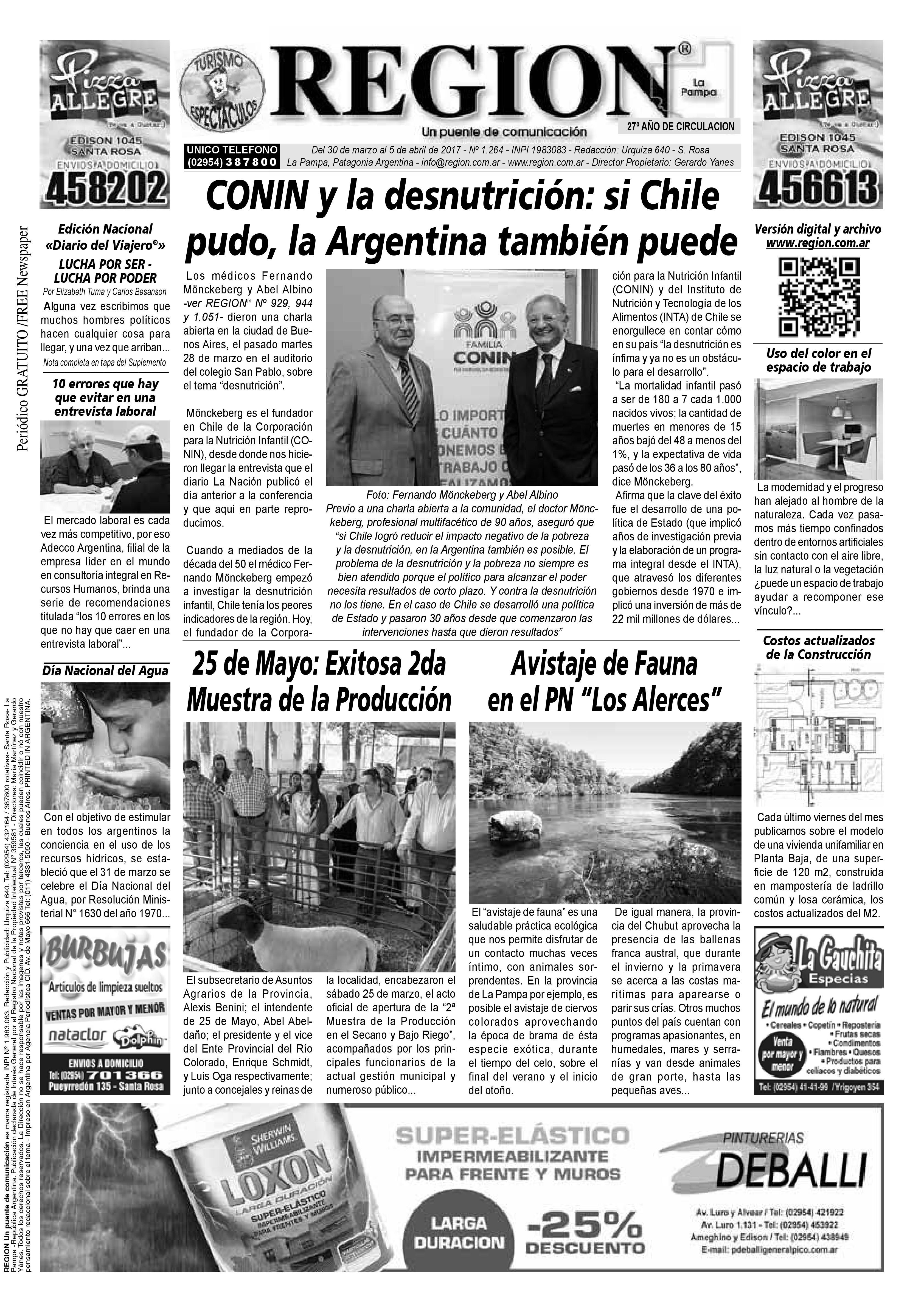 Semanario Region 01