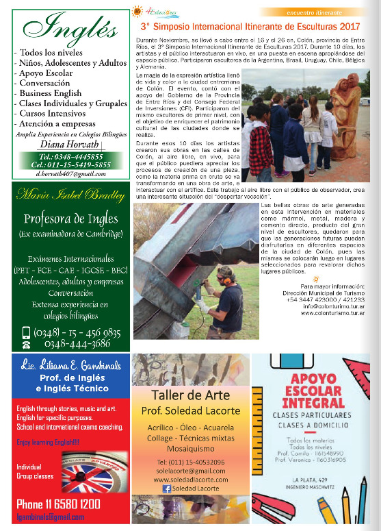 revista 4 estaciones