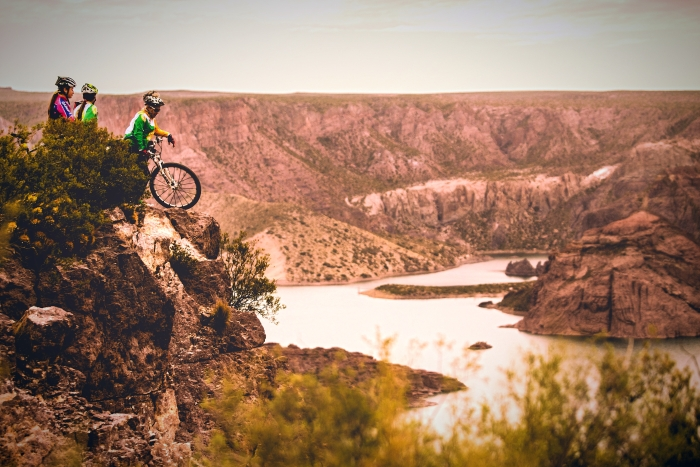 san_rafael_en_bicicleta